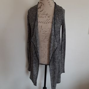 Volcom Long Cardigan Sweater Womens Small